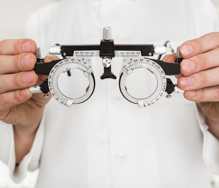 Eye care professions