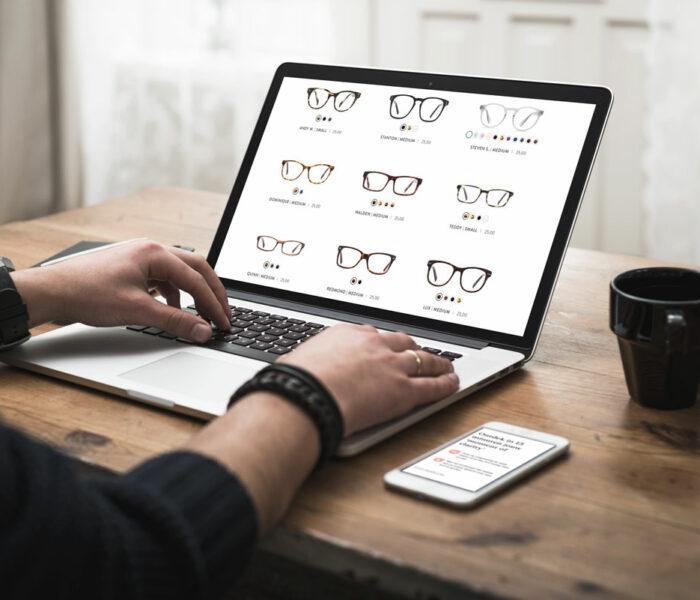 easee for online eyewear retailers
