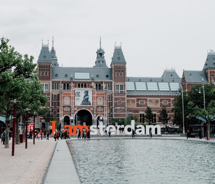 An internship at easee online eye test in Amsterdam